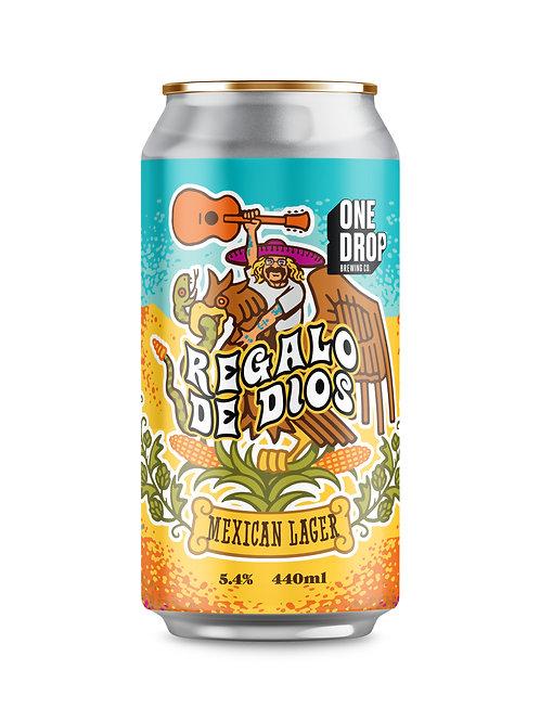 Regalo De Dios Mexican Lager // 4 Pack