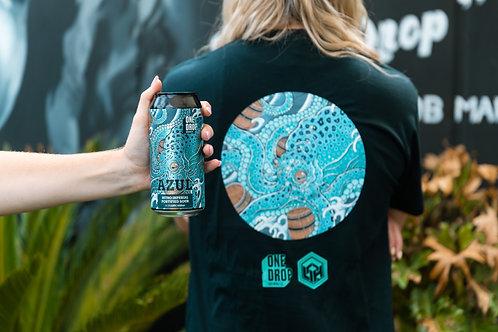 Azul Navy Limited T-Shirt