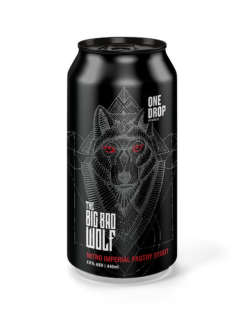 The Big Bad Wolf NITRO // 4 PACK