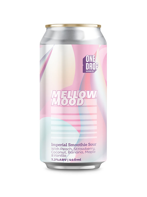 Mellow Mood Imperial Smoothie Sour // 4 Pack