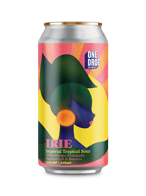 Irie Tropical Imperial Sour // 4 pack