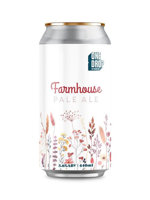 Farmhouse Pale Ale // 4 Pack