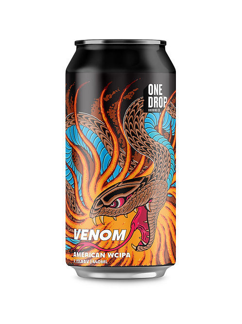 Venom America West Coast IPA // 4 Pack