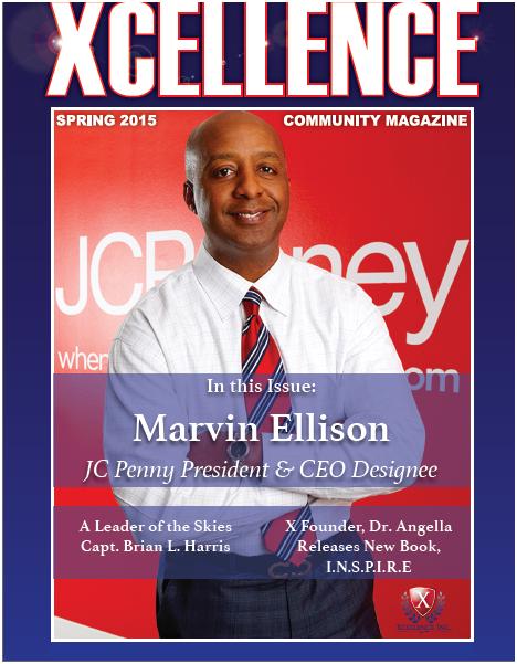 Marvin Ellison Spring 2015