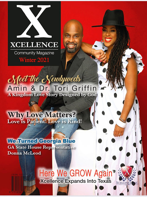 X Magazine Single Copy