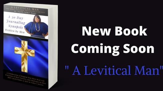 A Levitical Man:  New Book Alert