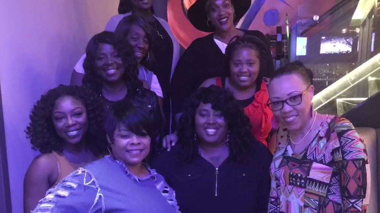 I do not own the copyrights to this music!   Remove all limitations and let God use your gifts to bless the world! Had a blast in Fort Worth TX with the Women of Xcellence as we really define what it means to be apart of the all new #SIXCircle #Women