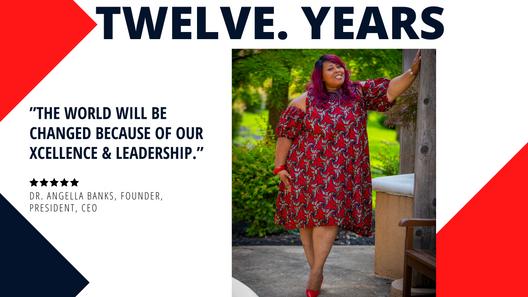 Xcellence, Inc. Celebrates 12 Years of Community Leadership