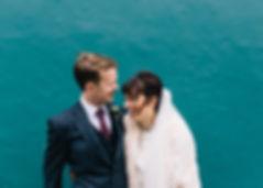 A Wedding in Shoreditch East London