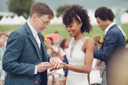 an english country wedding