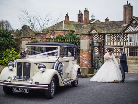 2019 UK Heritage Awards names Ardlington Hall as Best Wedding Venue