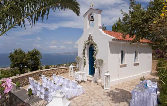 Renewal of Vows in Kefalonia