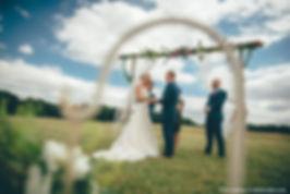 getting married in my garden