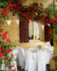 French Wedding Scene