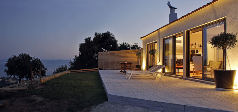 skala villa honeymoon
