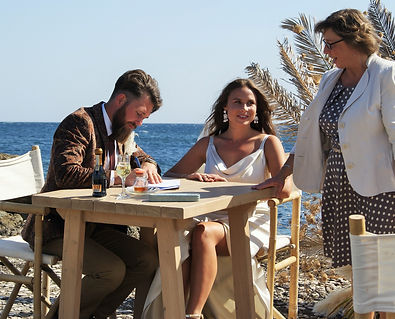 signing a marriage certificate in Lixouri