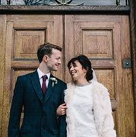 Phil & Caroline's wedding in Shoreditch