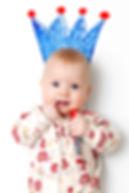 baby celebration with Celebrant