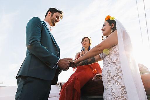 professional expert wedding vows