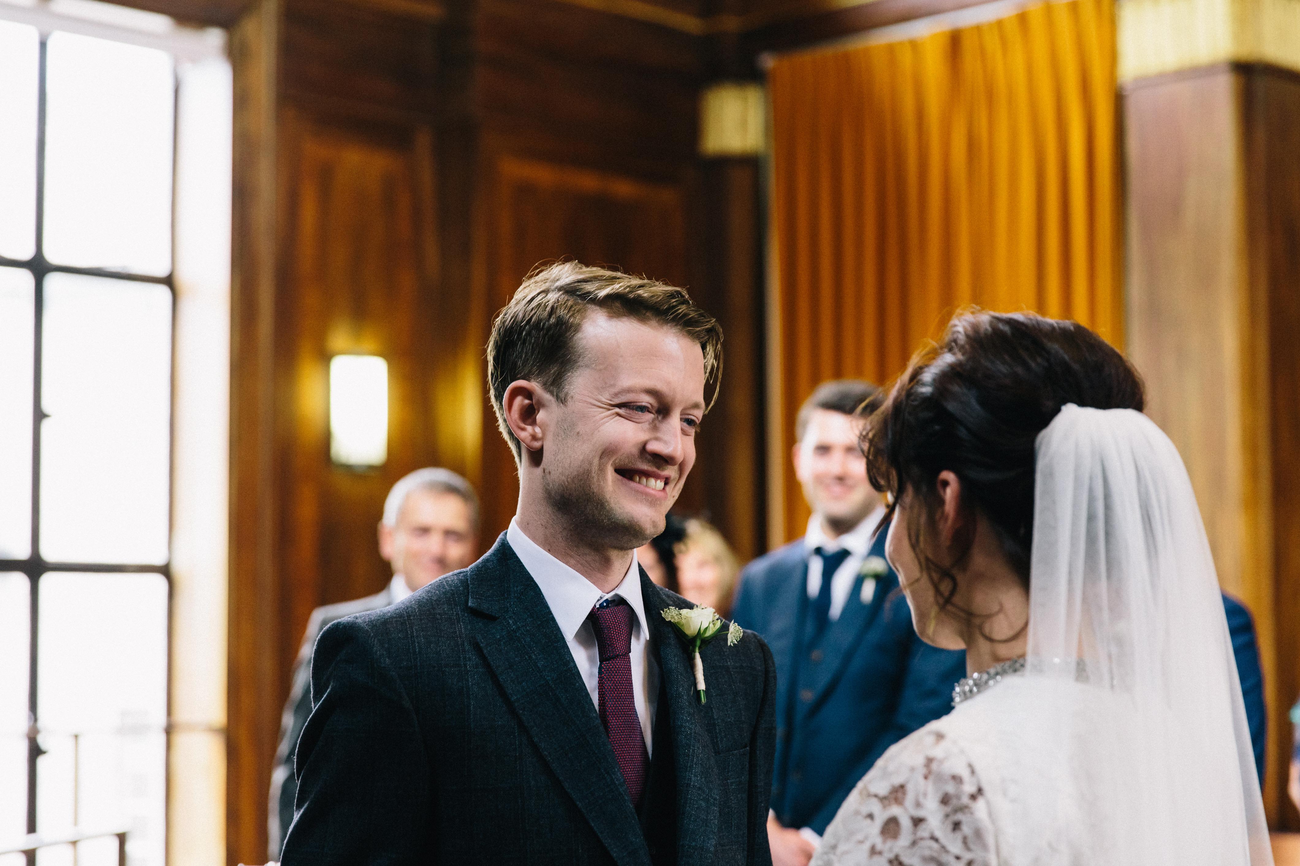An East End Wedding