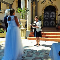 Mandy & Tony's Bride Buddy Renewal of Vows