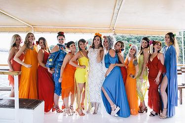 Bride Buddy Bridesmaids