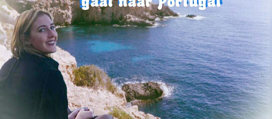 Margaux gaat naar Portugal
