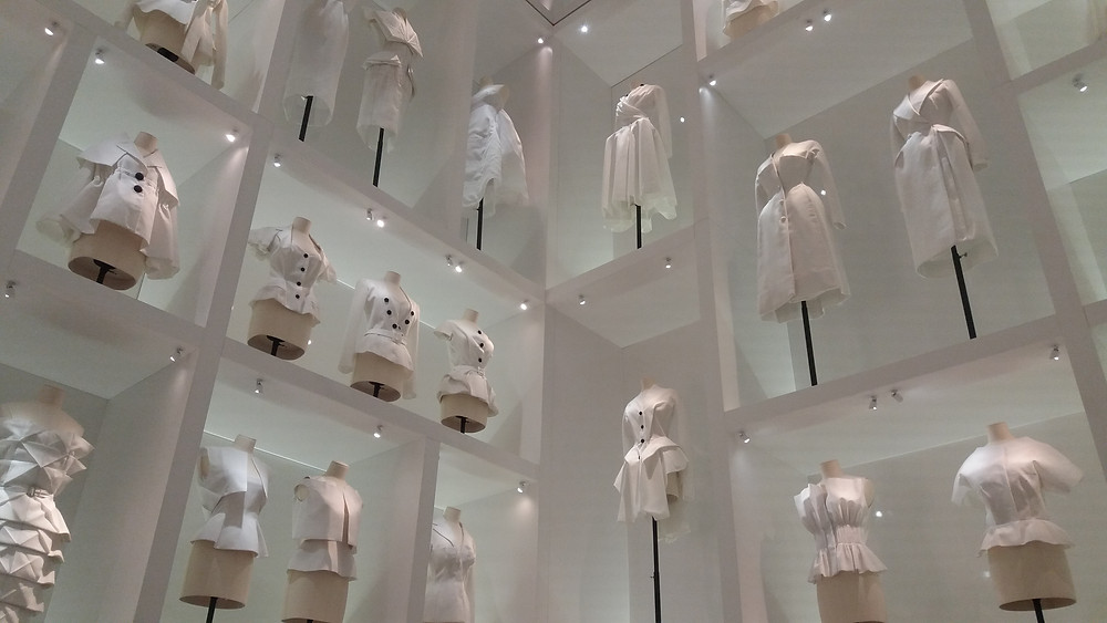 Dior tentoonstelling