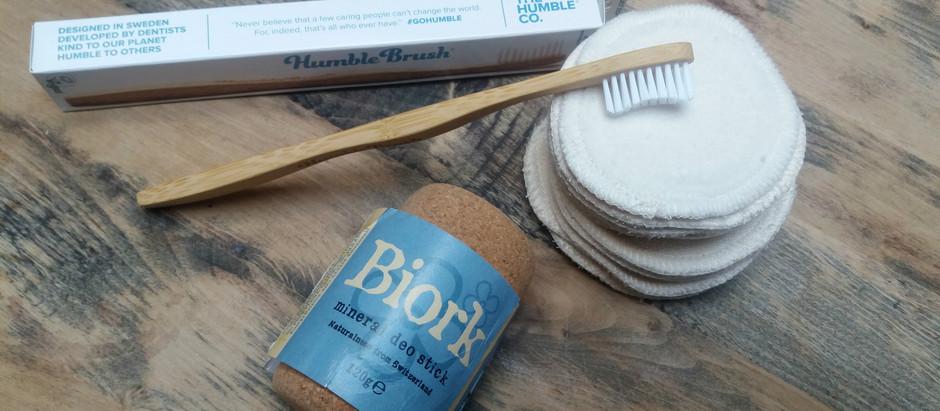 REVIEW Aluinsteendeo, bamboe voor je tanden en wasbare wattenschijfjes