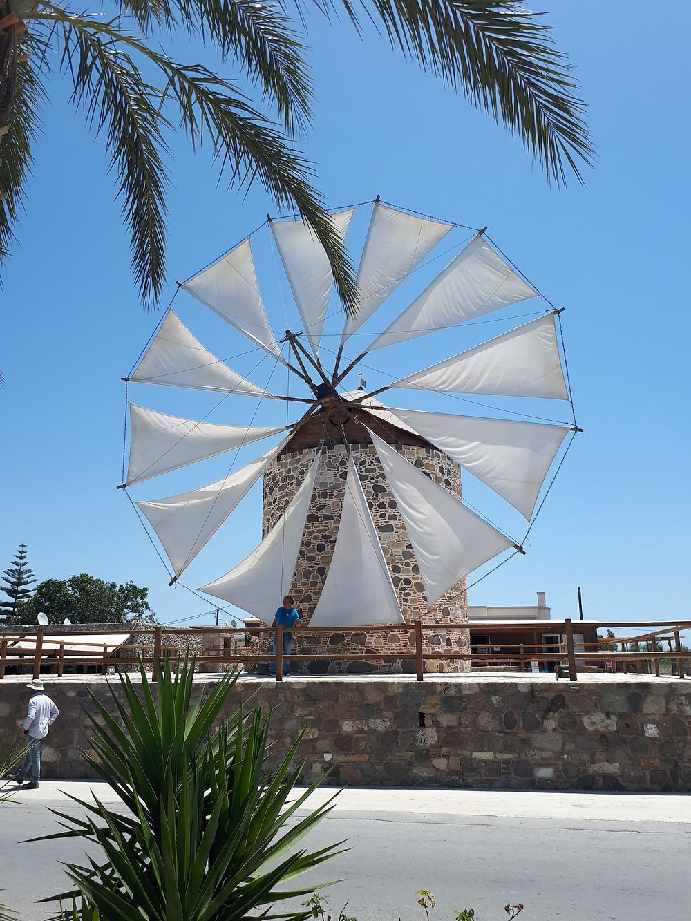 Windmill of Antimachia