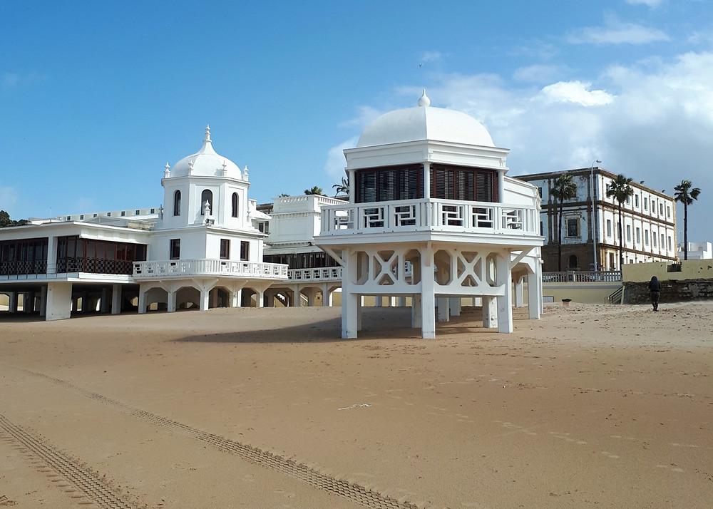 Strand van Cadíz
