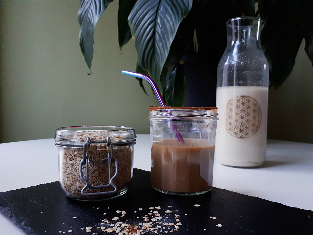 Spice it up with cinnamon and espresso