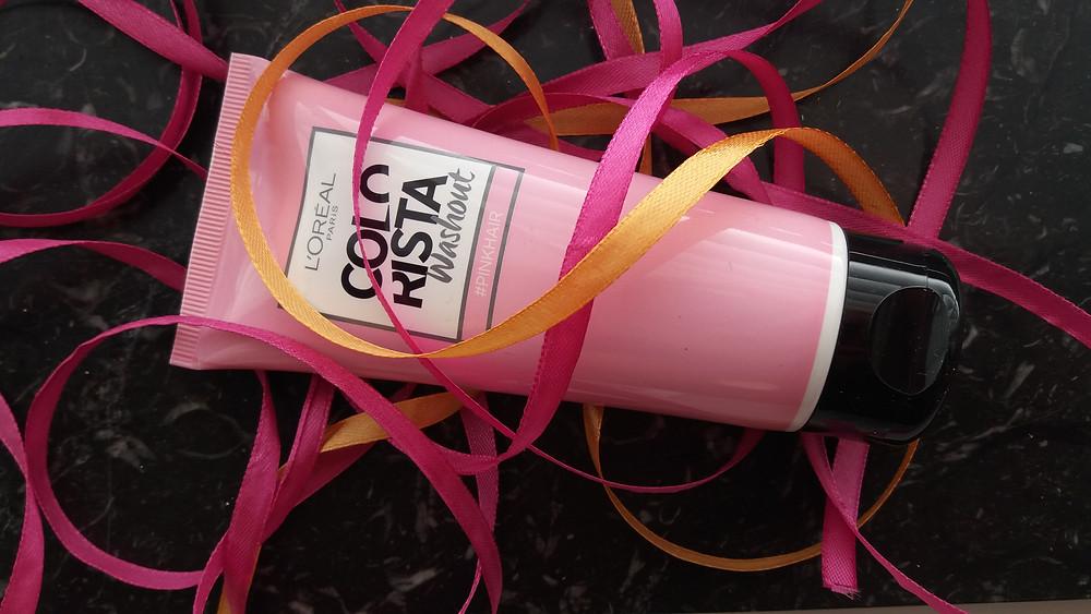 Colorista Washout #pinkhair.