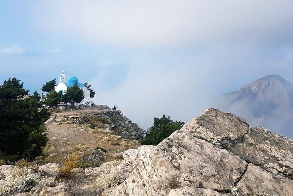 Dikeos mountain