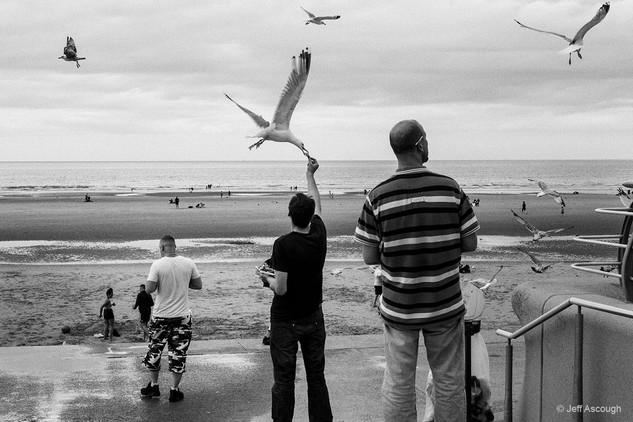 Jeff Ascough. Blackpool, UK