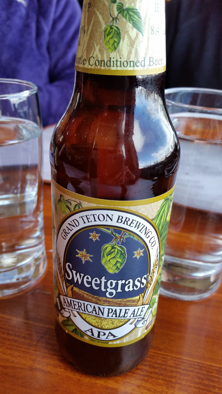 Sweetgrass APA