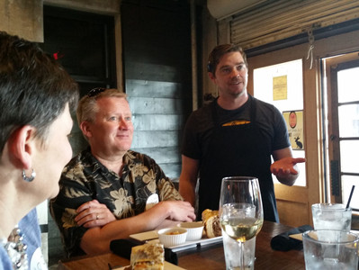 Chef Charlie of Chattanooga wins TV competition...
