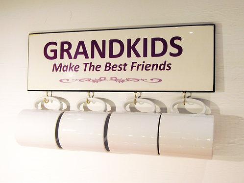 Grandkids Make The Best Friends