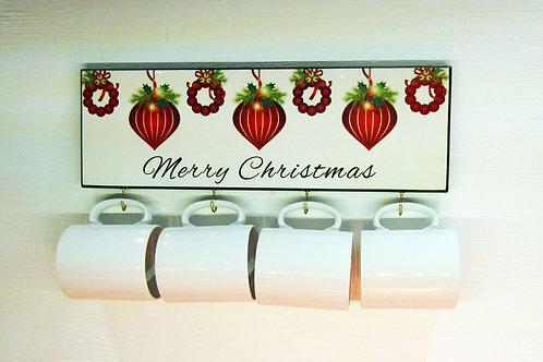 Christmas Stocking / Mug Hanger