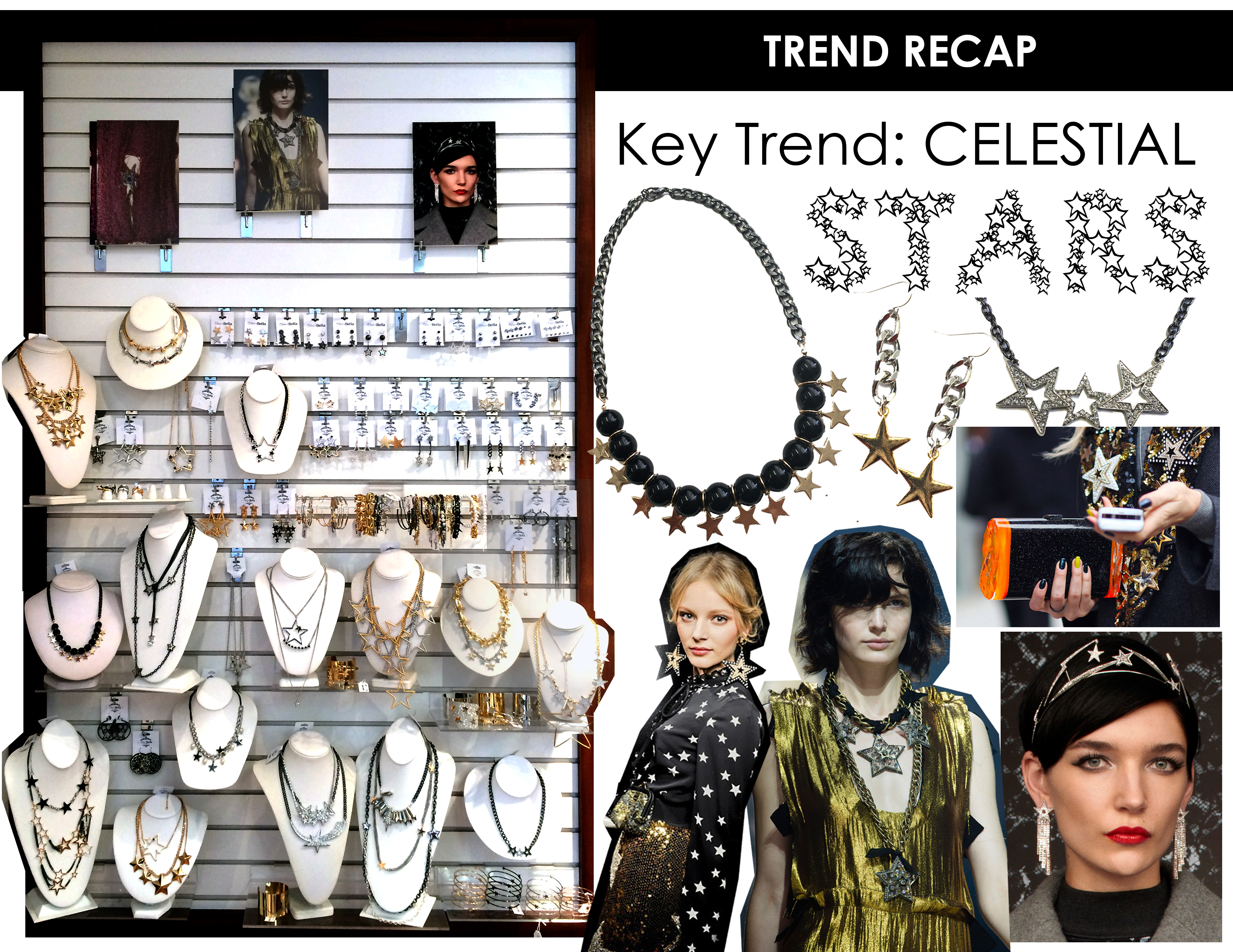 Showroom Trend Recap for Stars