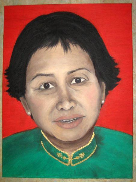 Loo Lo San Portrait