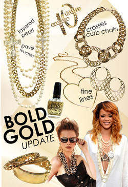 Bold Gold Update