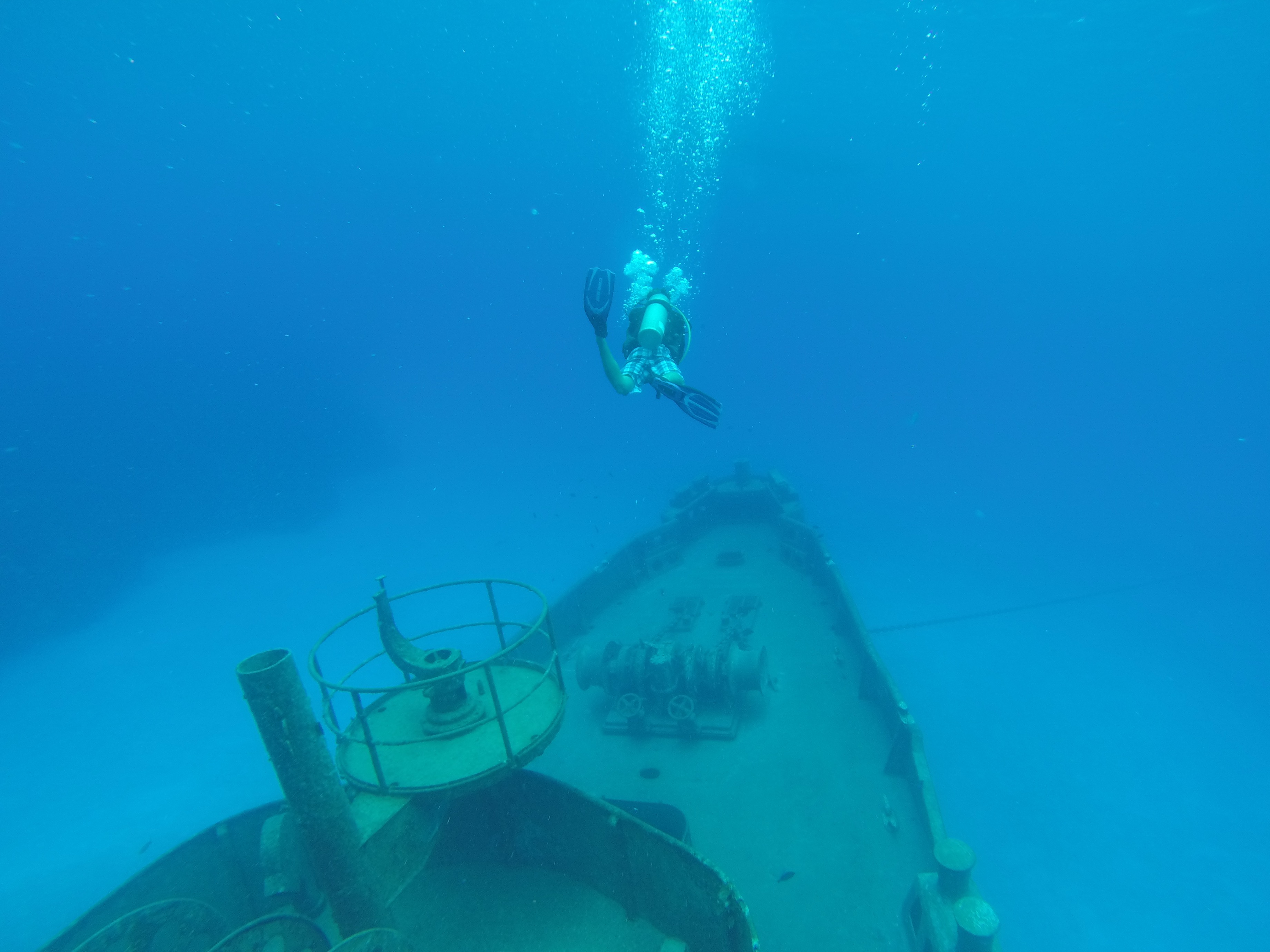 Shipwreck, Grand Cayman