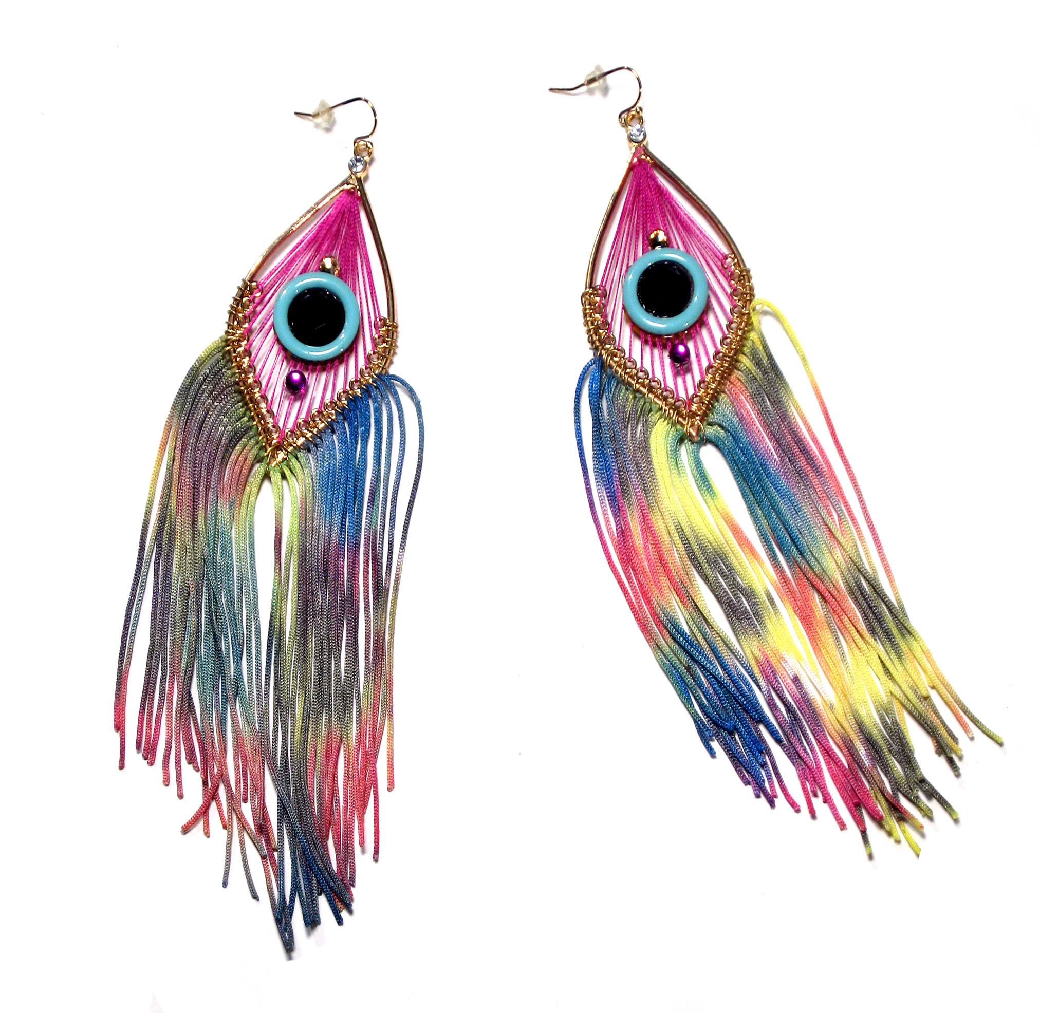 Squid Eye Earring