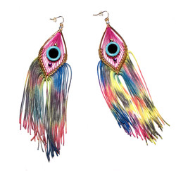Squid Eye Earring