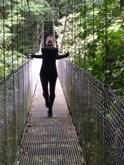 Hanging Bridges, Costa Rica