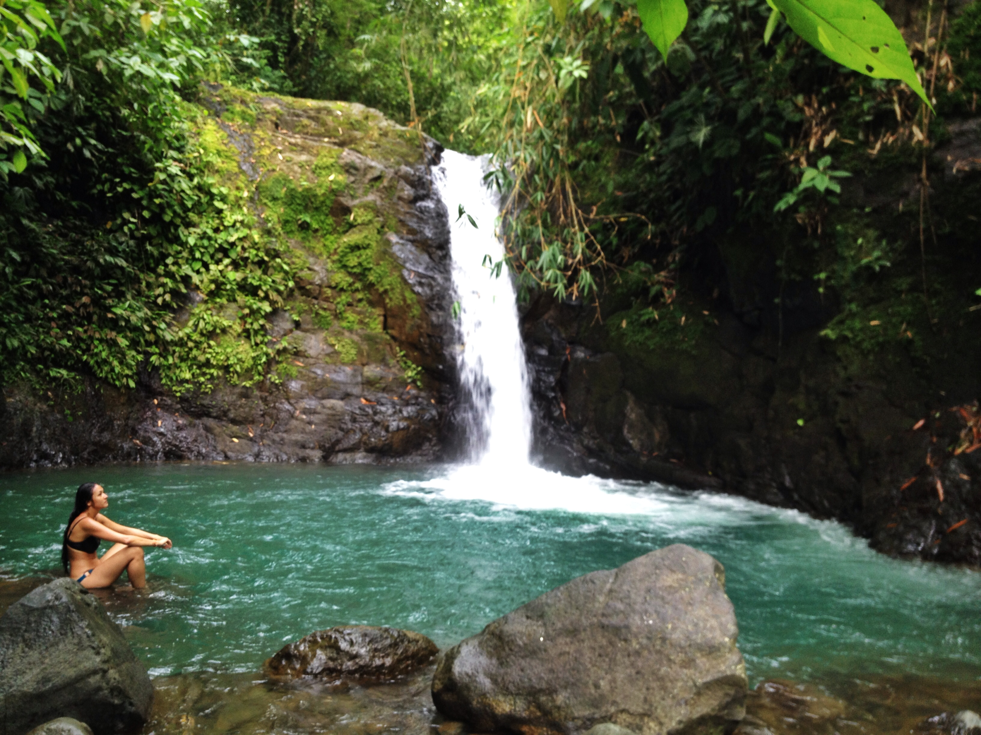 Quepos Waterfall, Costa Rica