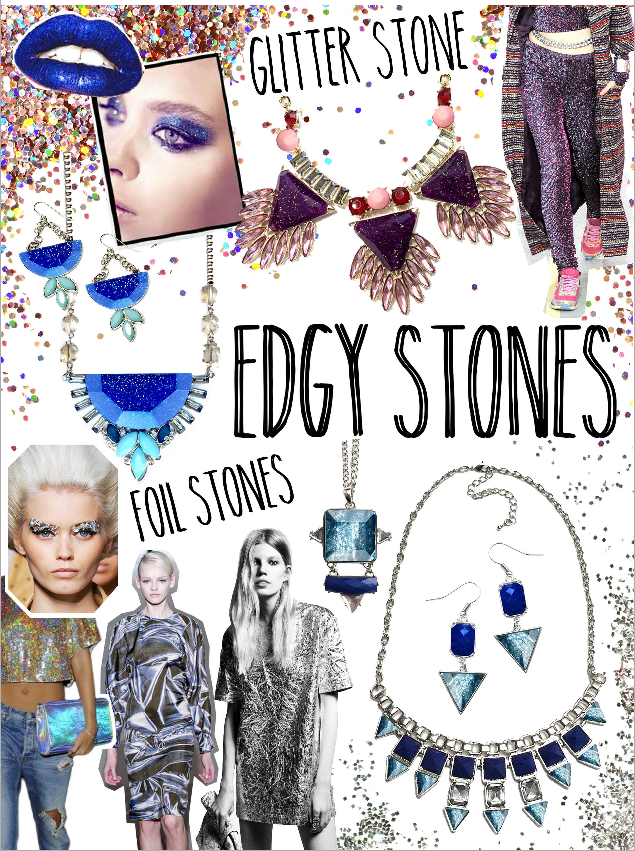 Edgy Stones