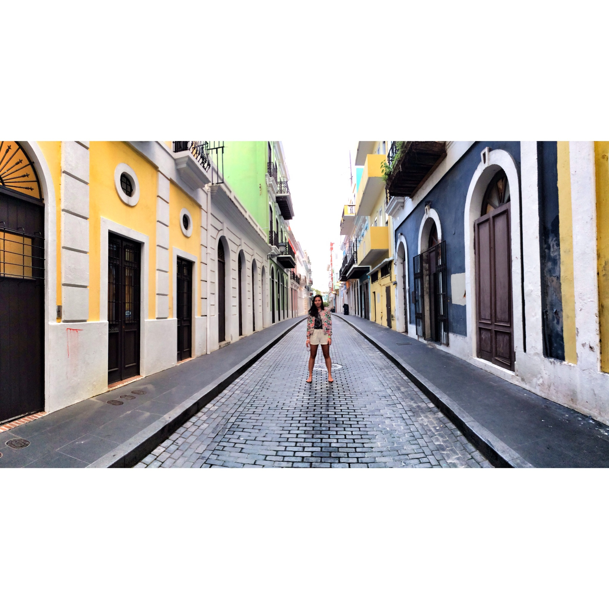 Old City, San Juan, Puerto Rico