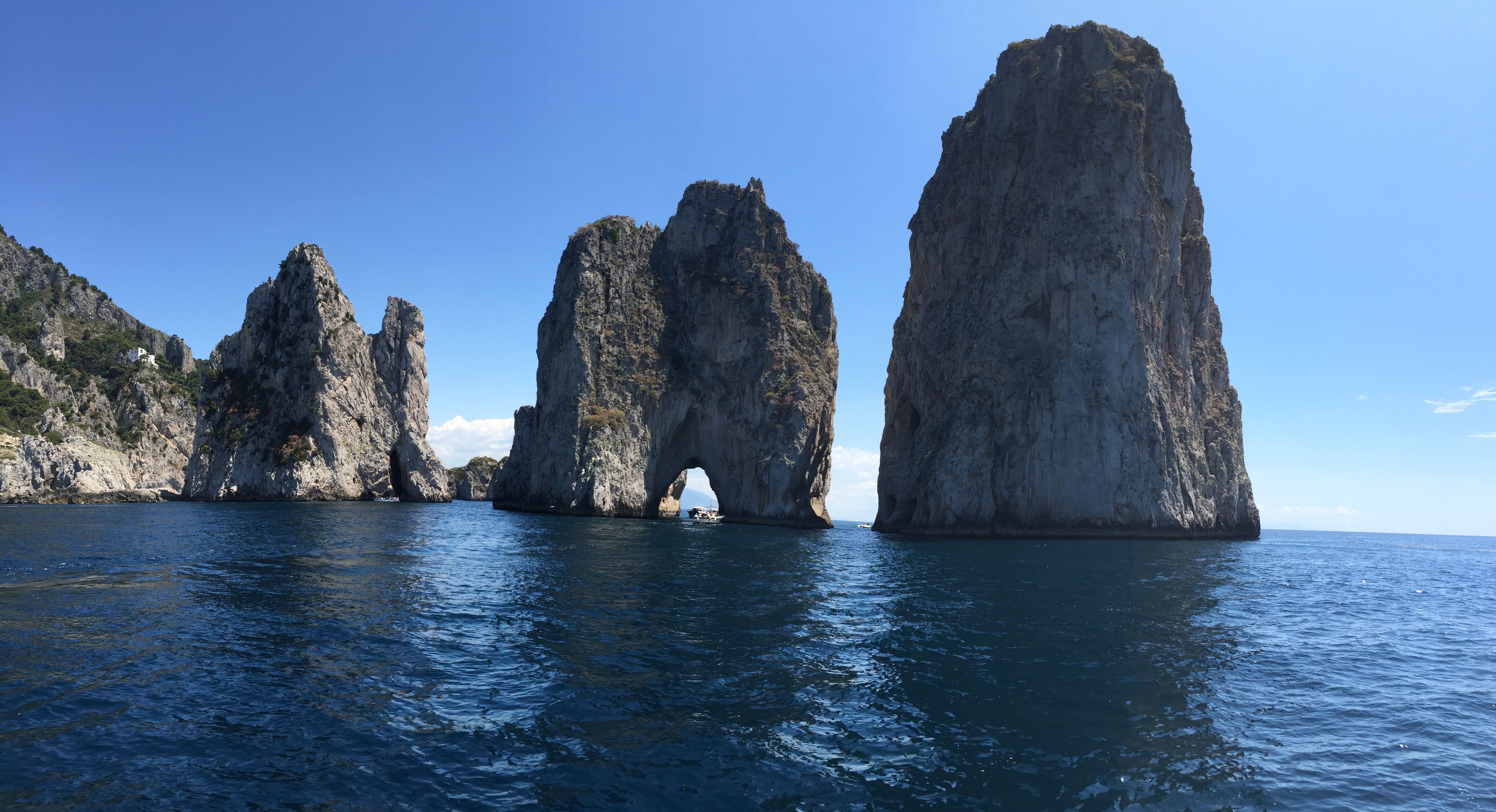 Kissing Rock, Capri